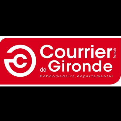 Logo Courrier de la Gironde